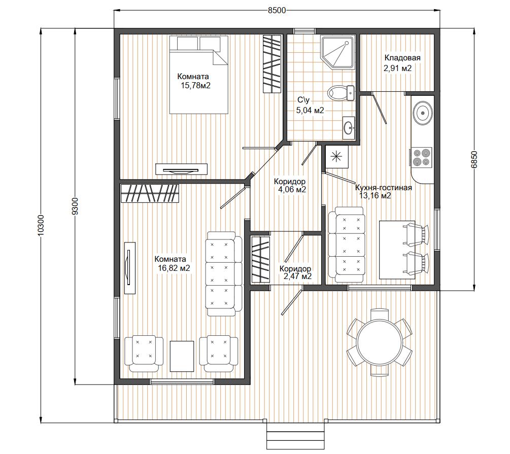 Дом «Гурзуф 2»