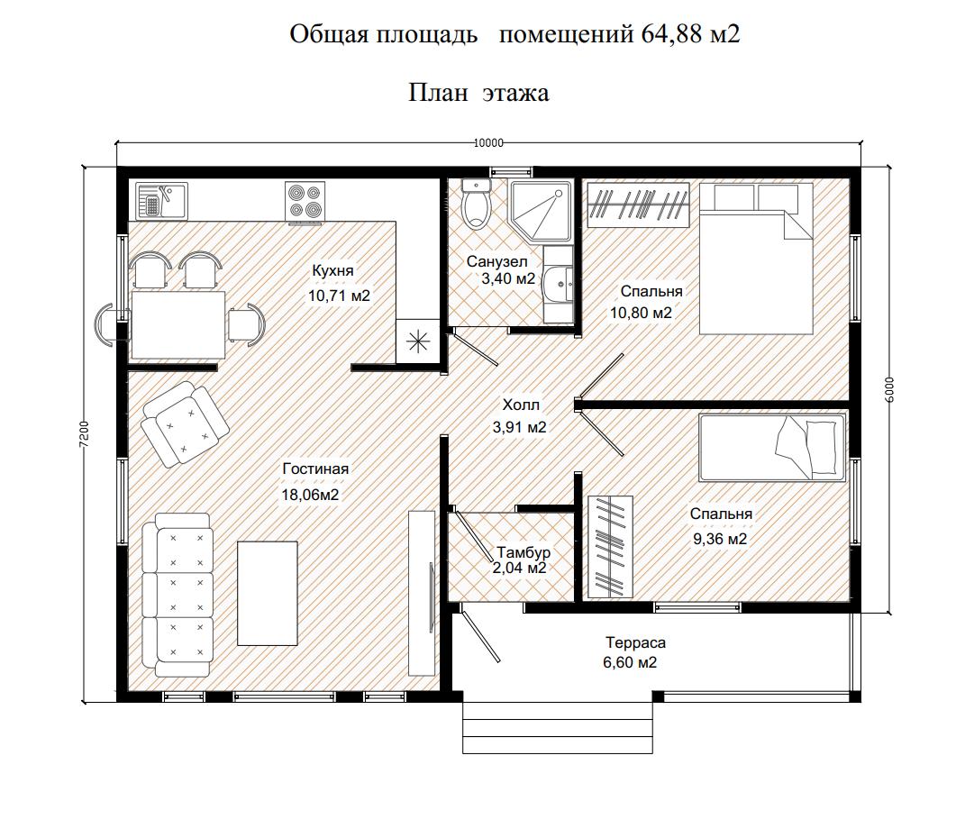 Дом «Феодосия»